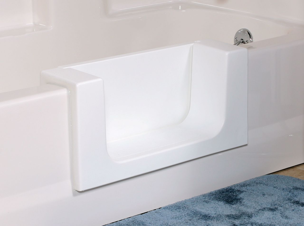 Miracle Method Introduces a Door Option for Its Easy Step™ Bathtub ...