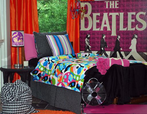 Deck My Dorm Announces 17 New College Dorm Bedding Sets