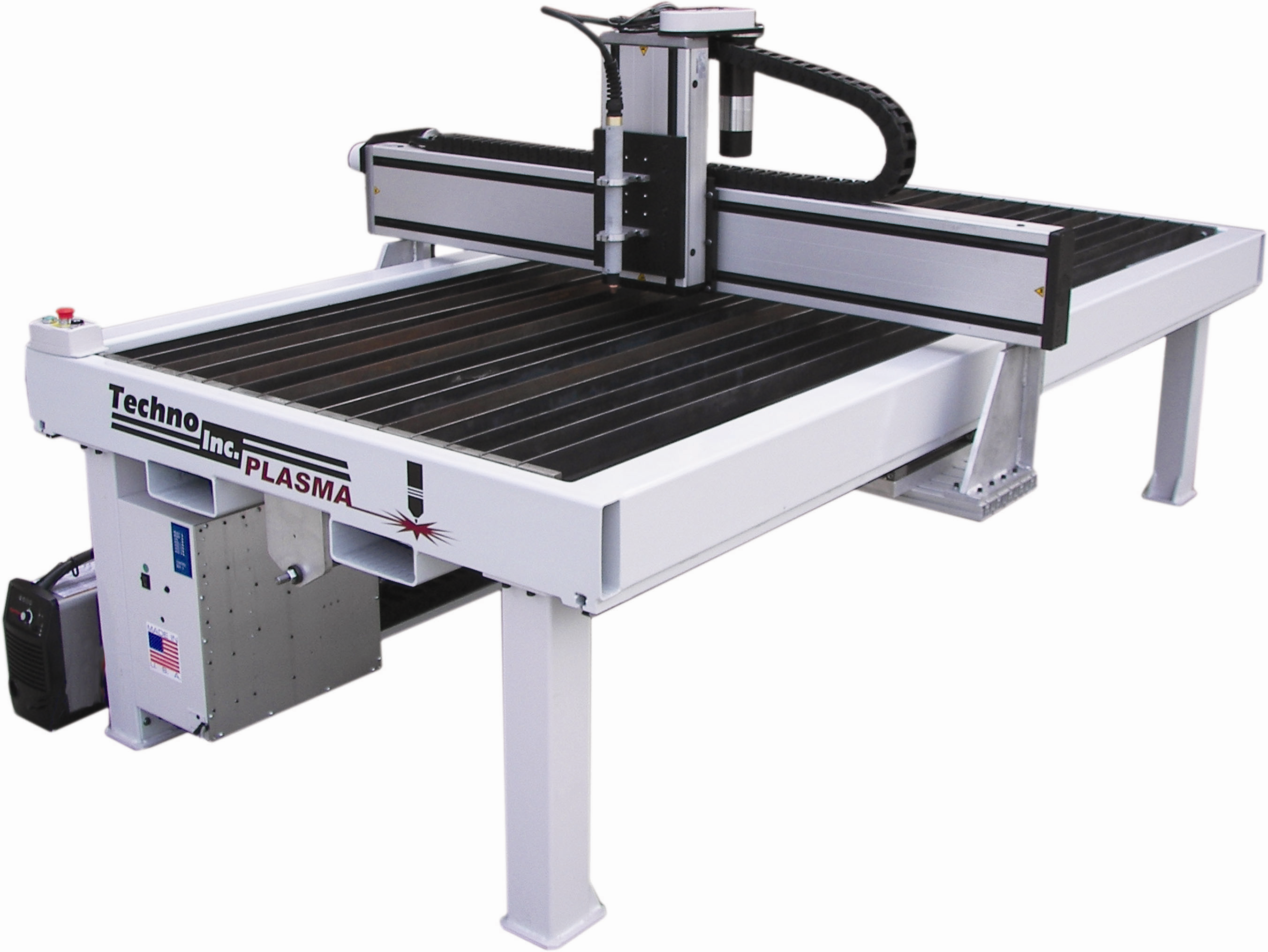 New Hplc Series Cnc Plasma Cutter From Techno Introduces