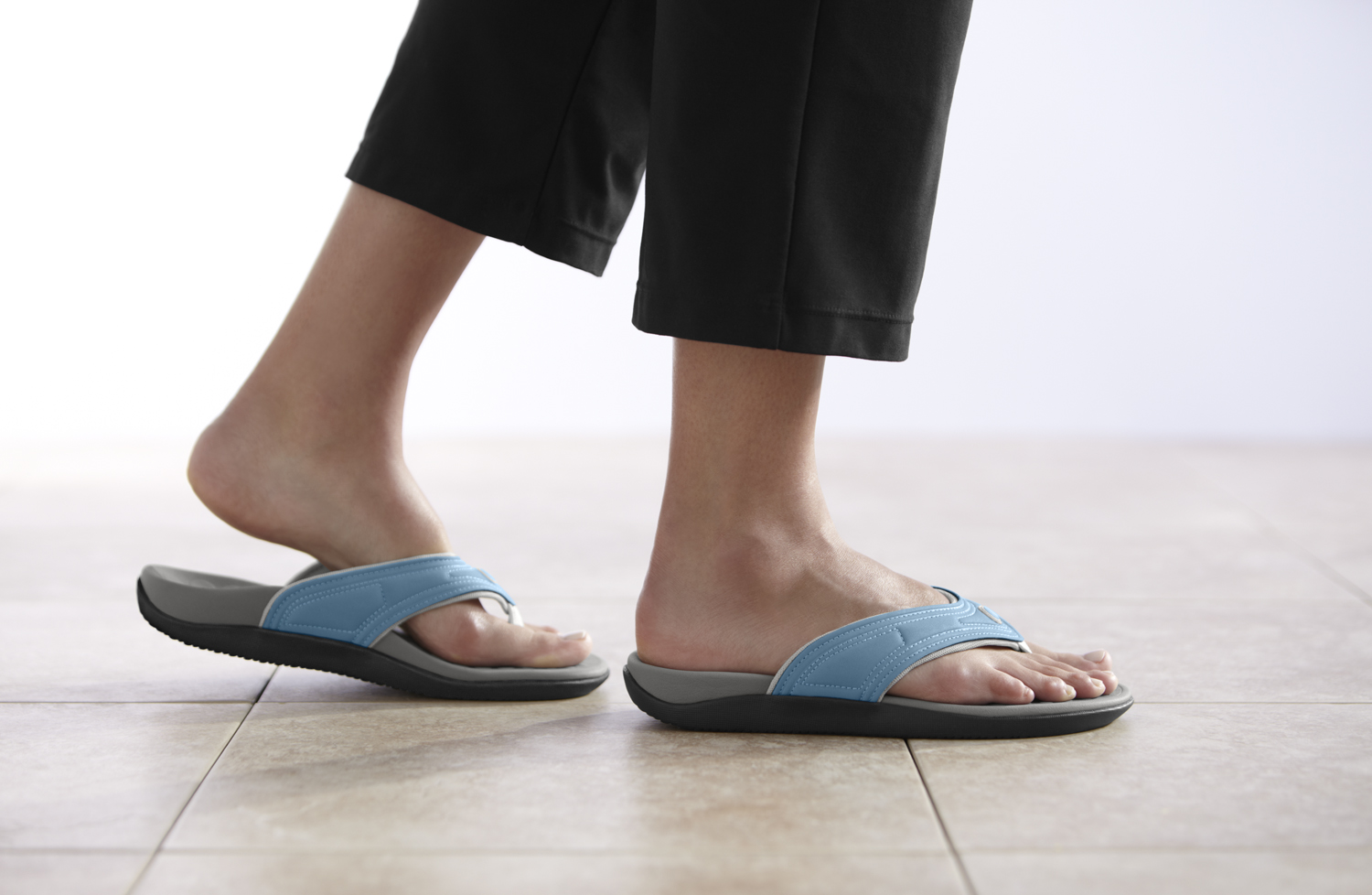 c72a9a69f Solana Sandals with built-in orthotic support provide relief from common  foot
