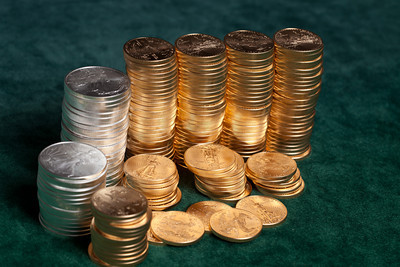 U S Gold Bureau Unveils Precious Metals Poker Sets That