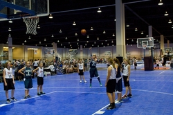 SnapSports surfacing at AAU West Coast National Championships