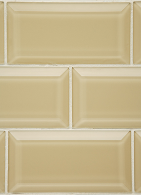 Beautiful Collection Of Glass Subway Tile With A Beveled