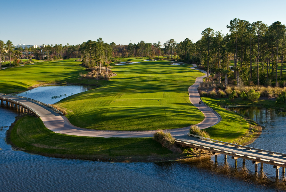 Waldorf Astoria Golf Club In Orlando Launches The Empire