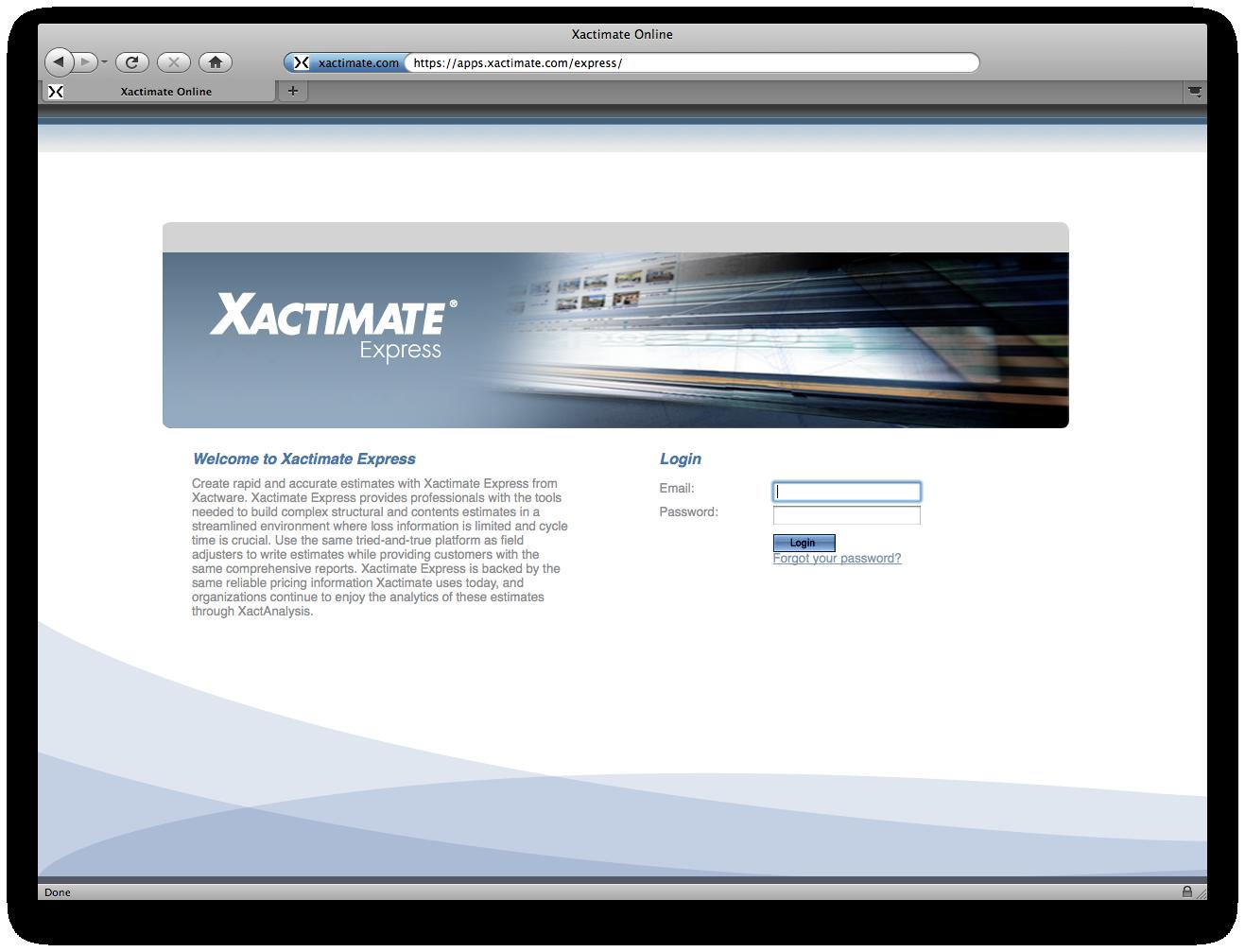 Xactimate Help