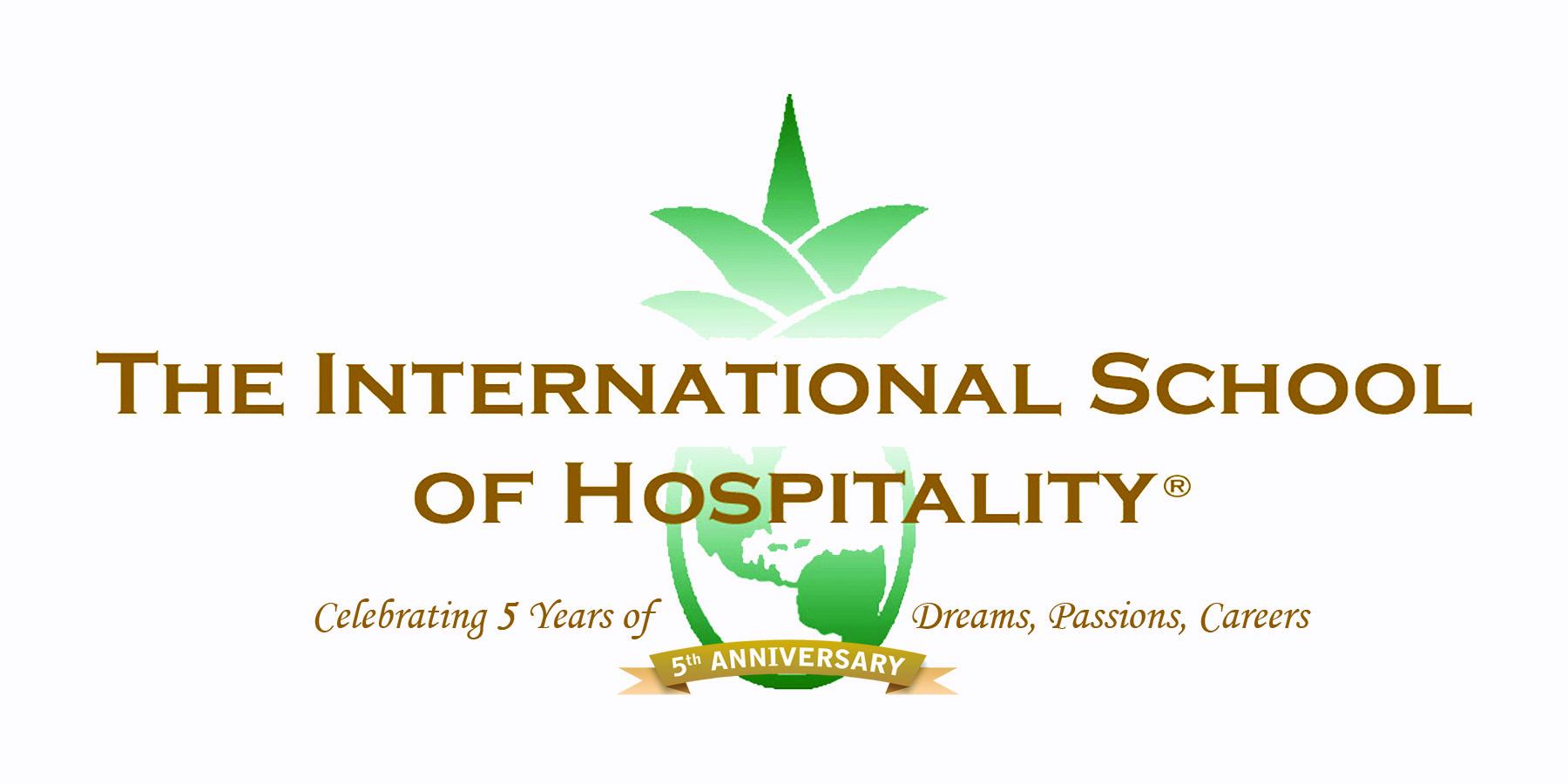 The International School Of Hospitality Announces November 2010