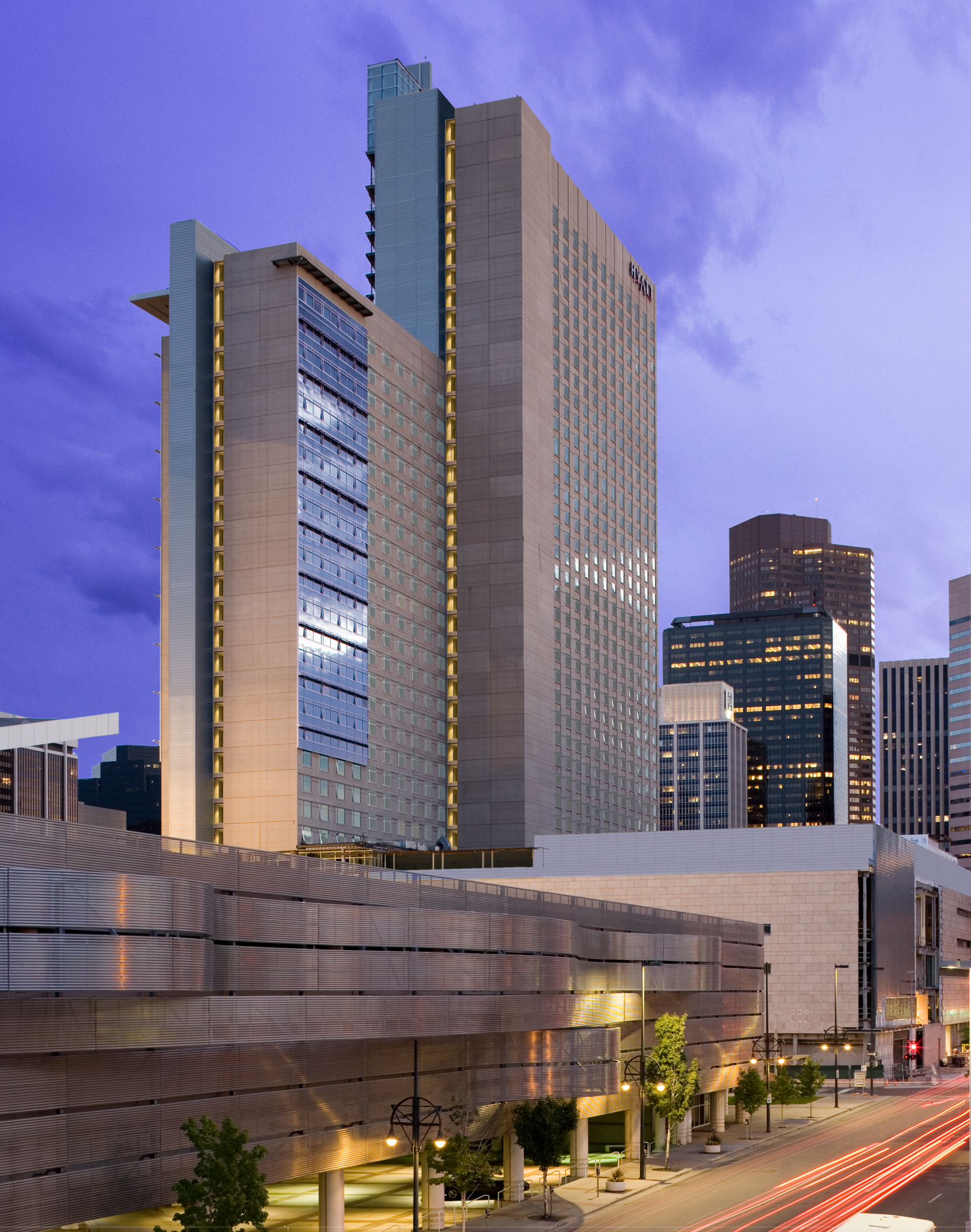 Hyatt Hotels Of Downtown Denver Create Hotel Packages That Include