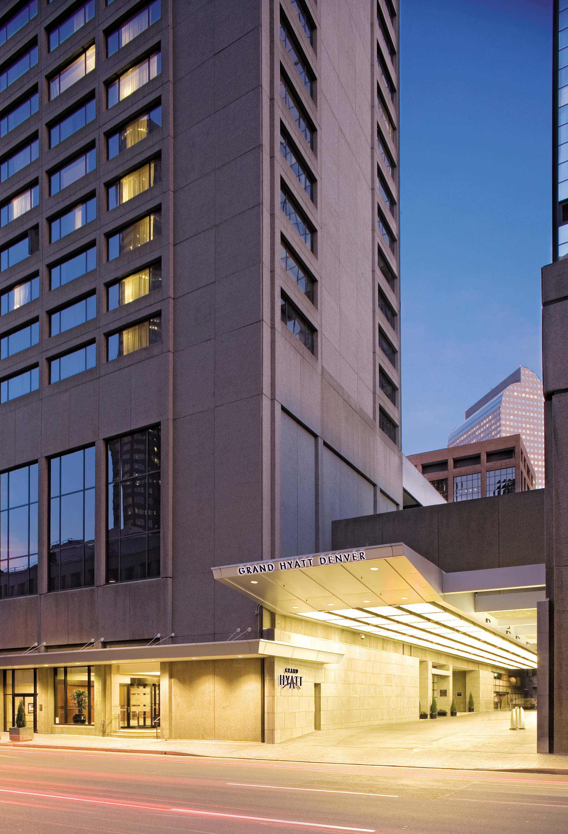 Hyatt Hotels Of Downtown Denver Create Hotel Packages That Include Special Premiums At Denver S