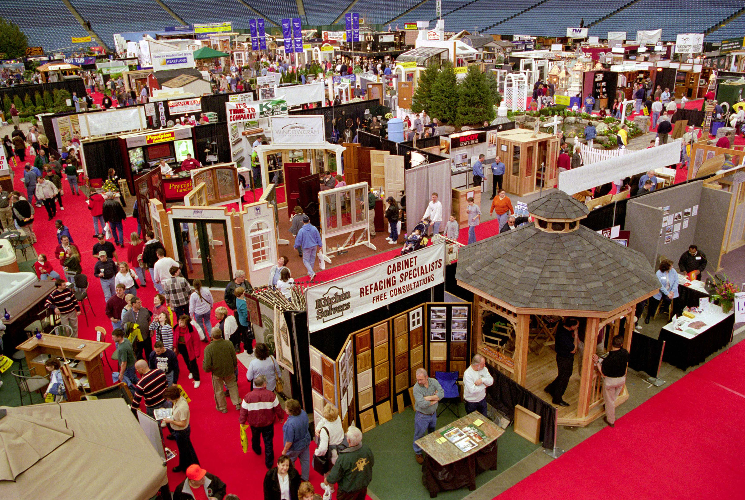 Michigan Home Garden Show Returns To Silverdome In 2011