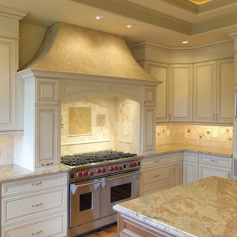 Under cabinet lighting is now dimmable brighter and more efficient dimmable led puck lights offer stylish and practical kitchen lighting solutions dimmable puck lights installed under cabinets aloadofball Images