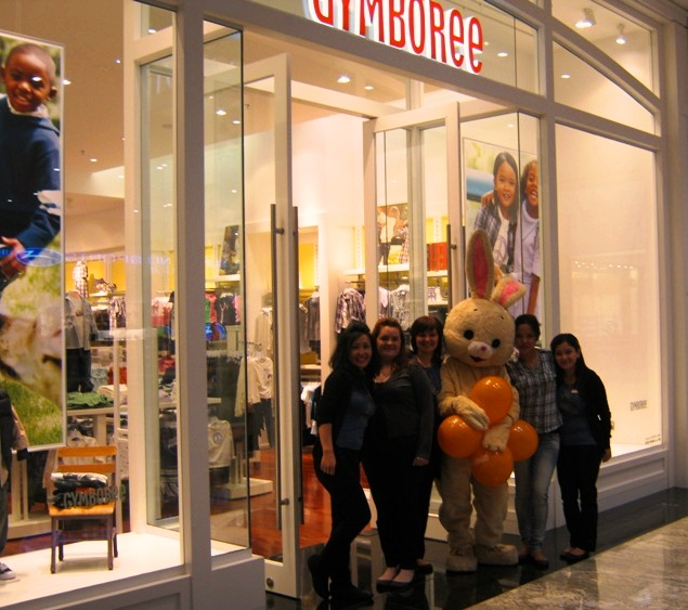 5cd6c79a24 Shoppers at GymboreeAzadea Group opens in Dubai the first series of  Gymboree stores in the Middle East ...