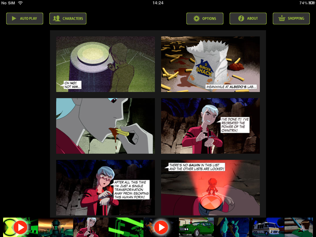 Ben 10: Alien Force iPad Application Launches to Celebrate 10.10.10