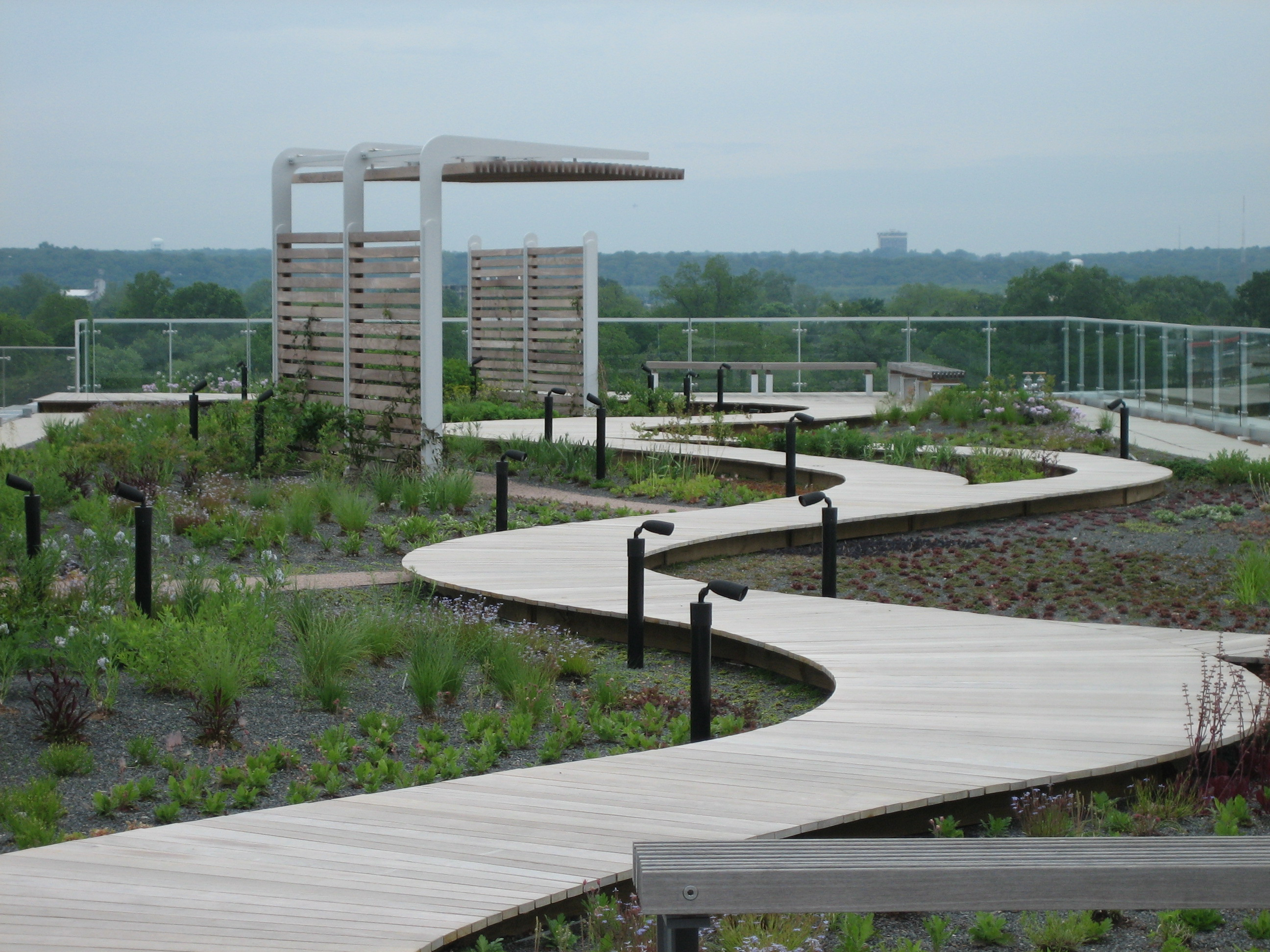 Green Roof Featuring Kisss Irrigation Wins Award From