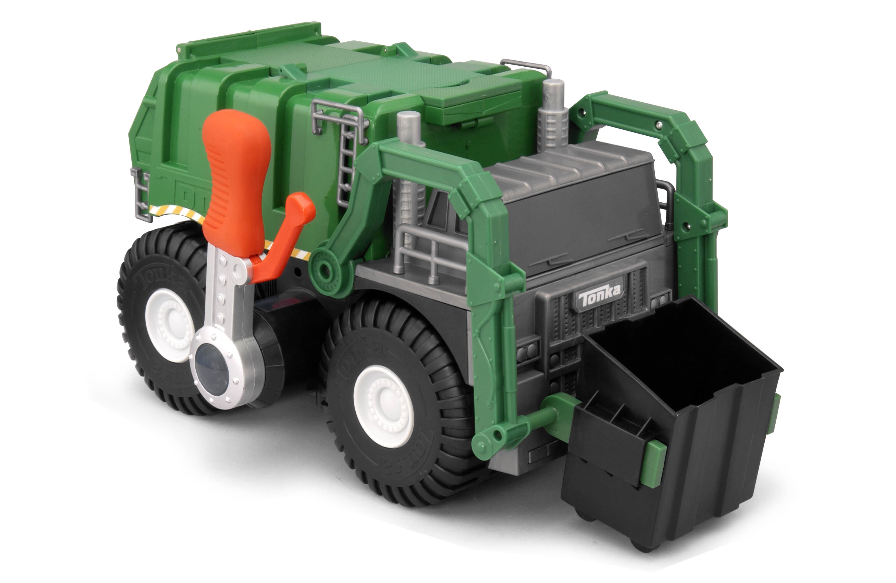 Tonka Toy Trucks >> Tonka Strong Arms Fire Engine and Garbage Trucks Honored ...
