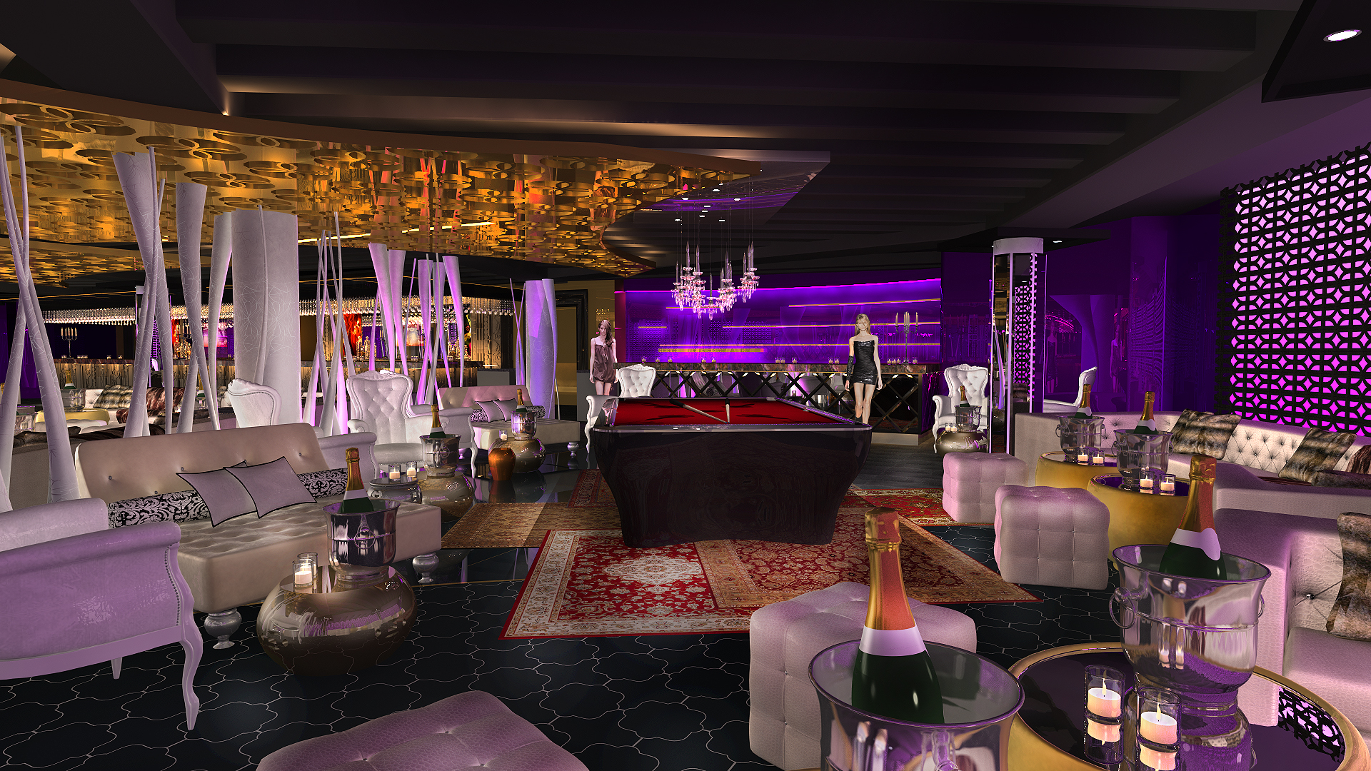 Francois Illas New Tradition: Francois Frossard, The Designer Behind Miami's Nightlife
