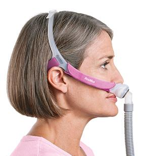 New Cpap Masks Target Sleep Apnea Therapy Options For Women