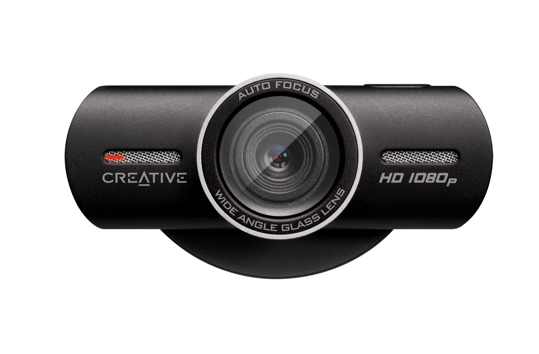 c6e0e52996b Creative Announces New Live! Cam Socialize HD 1080 Web Camera