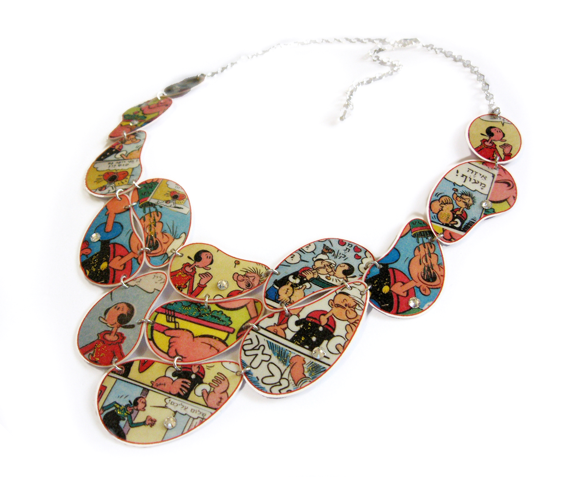 Jewelry Designer Nurit Spiegel Introduces: Fun-Fantastic