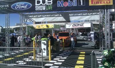 Garage Flooring Sponsor Of The SEMA Show Swisstrax Inc - Race track garage flooring