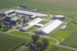Olympia Steel Buildings Dairy Barn Systems