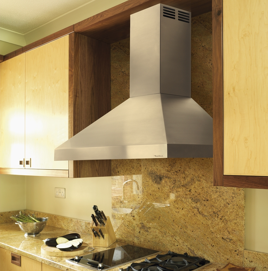 Cooking-Range Hood Features Cutting-Edge \'Ductless\' Technology