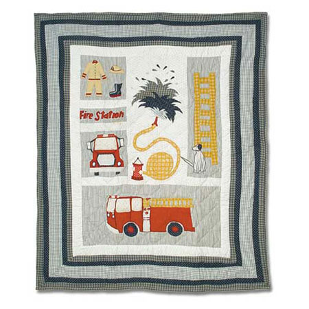 Firetruck Baby Quilt Patterns Sewing Patterns For Baby