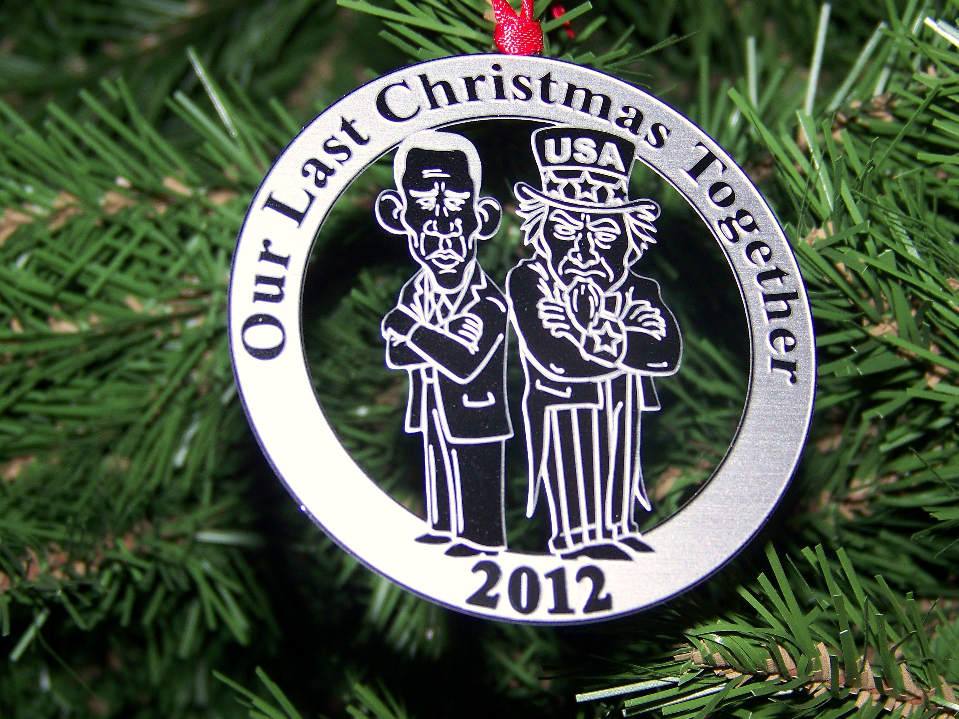 Looking for a Unique Gift Idea? Breakup Ornaments Make Great ...