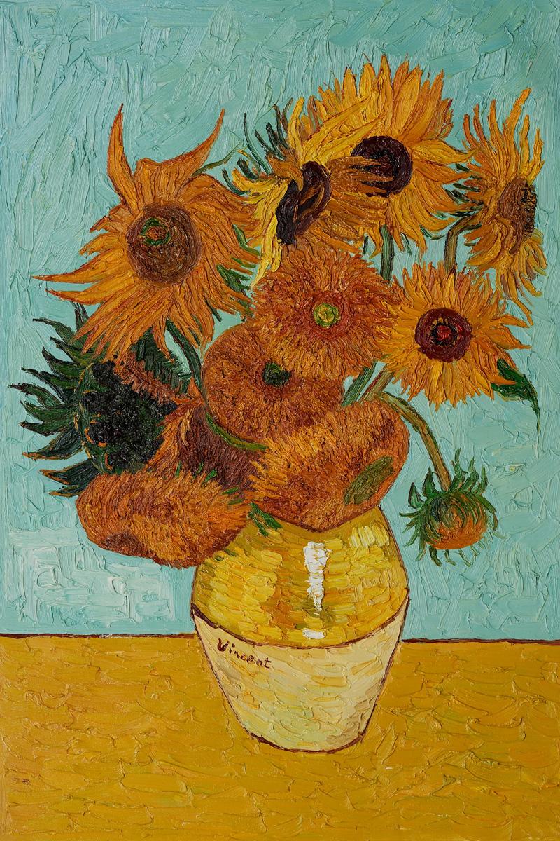 Vincent van Gogh's &qu...