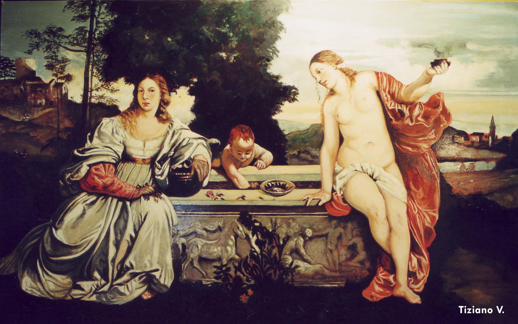 Famous Italian Artist Viktor Galliano to Paint two of Da ...