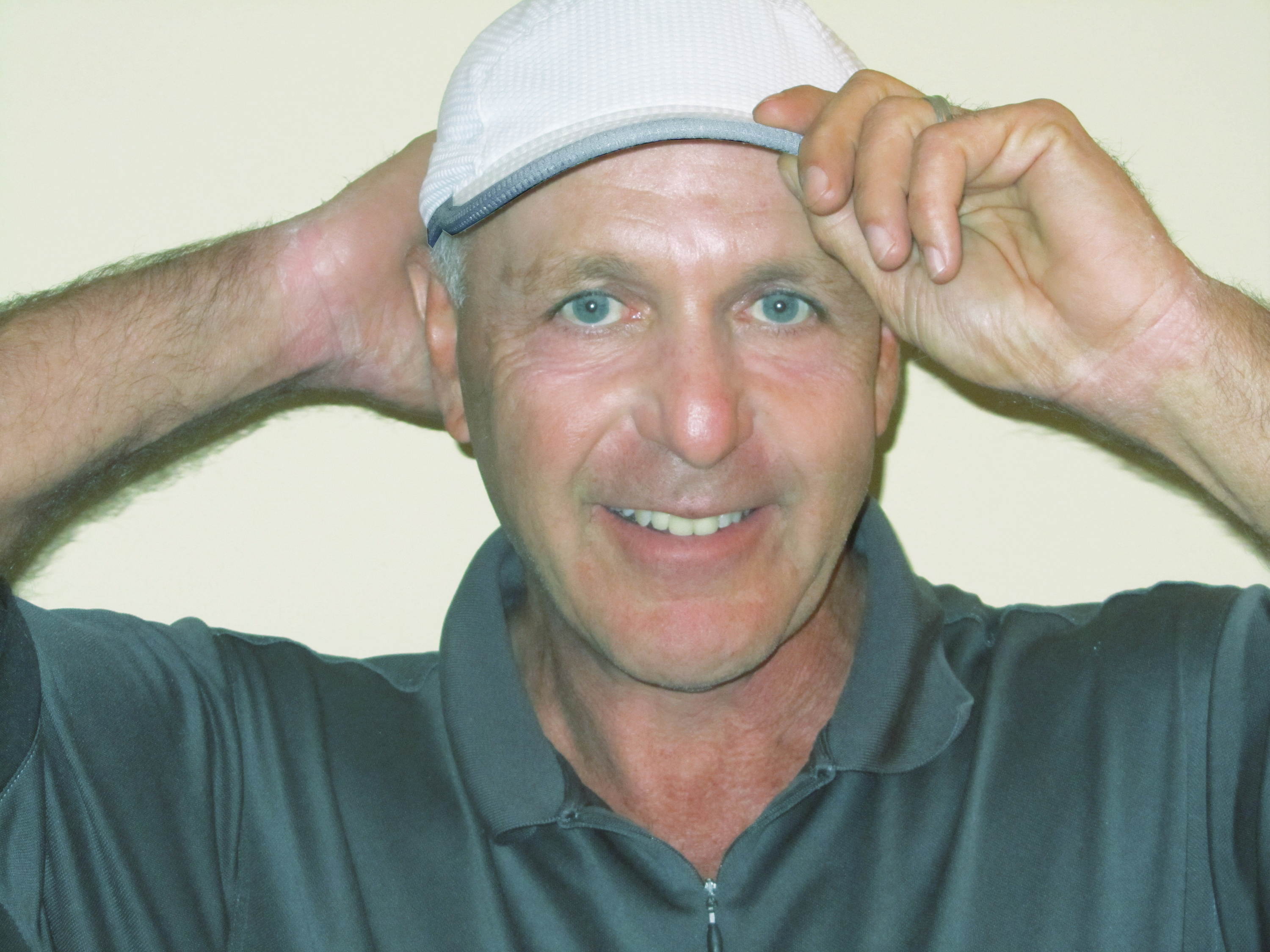 golf hat company giving away two vip tickets to senior pga championship