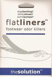 Kill Smelly Feet with Flatliners