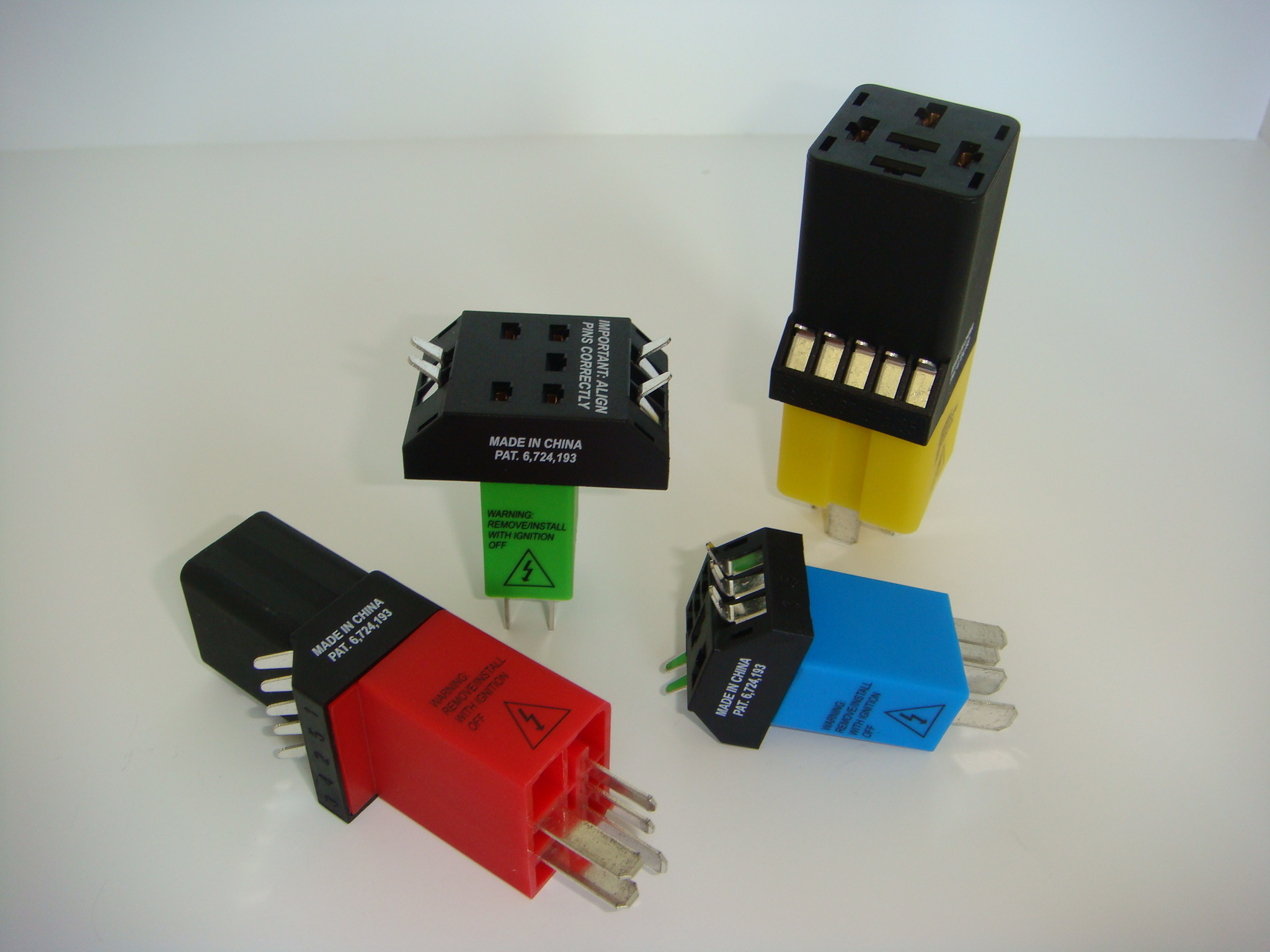 Diagram E E Urd Works With Lisle To Manufacture Automotive Relay Test Jumper Kits By Combining Plastic