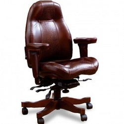 Lifeform Ultimate Mid Back Executive Office Chair