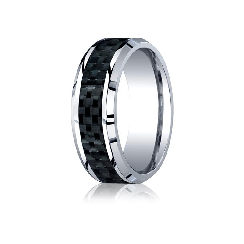 Larson Jewelers Introduces Cobalt Chrome Wedding Bands Line