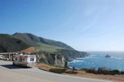 Romantic RV Rental Road Trip