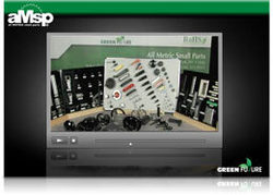 New Video from aMsp Shows Their Ability to Deliver Metric Industrial Hardware Worldwide