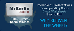 Social Studies PowerPoints for Teachers – Announcing the Launch of