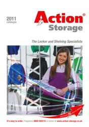 Action Storage 2011 Catalogue