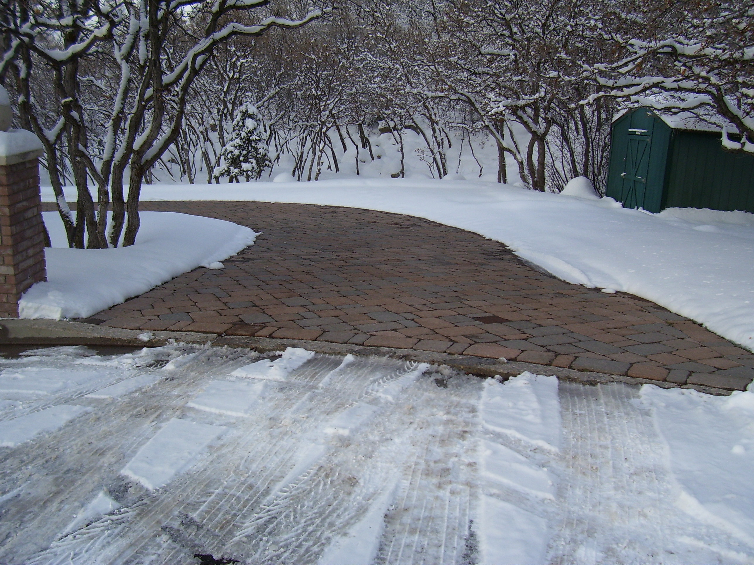 Warmzone Promotes Heated Driveways To Battle The Miserable