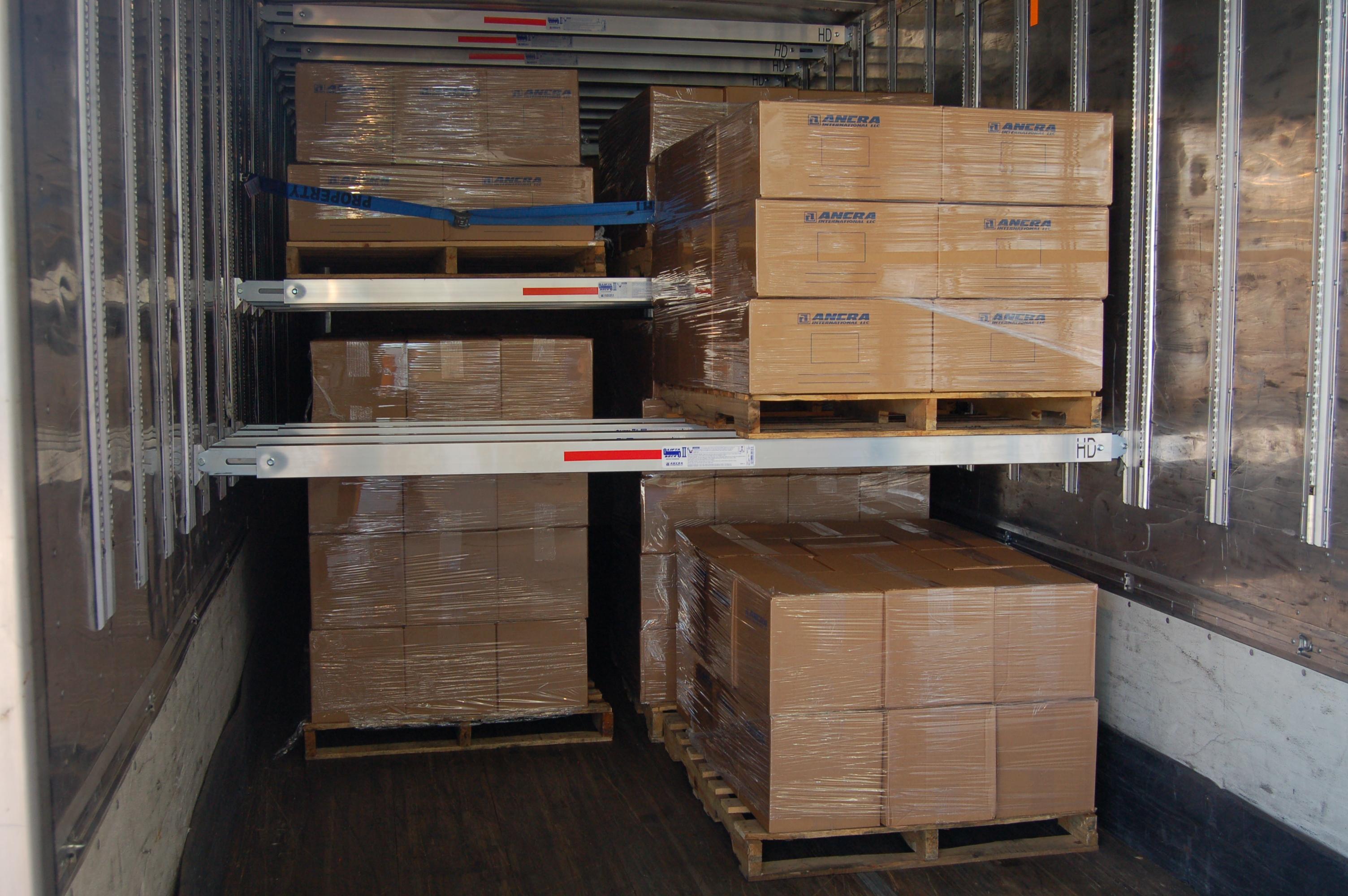 Ancra S Lift A Deck Ii Load Maximizing System Boosts