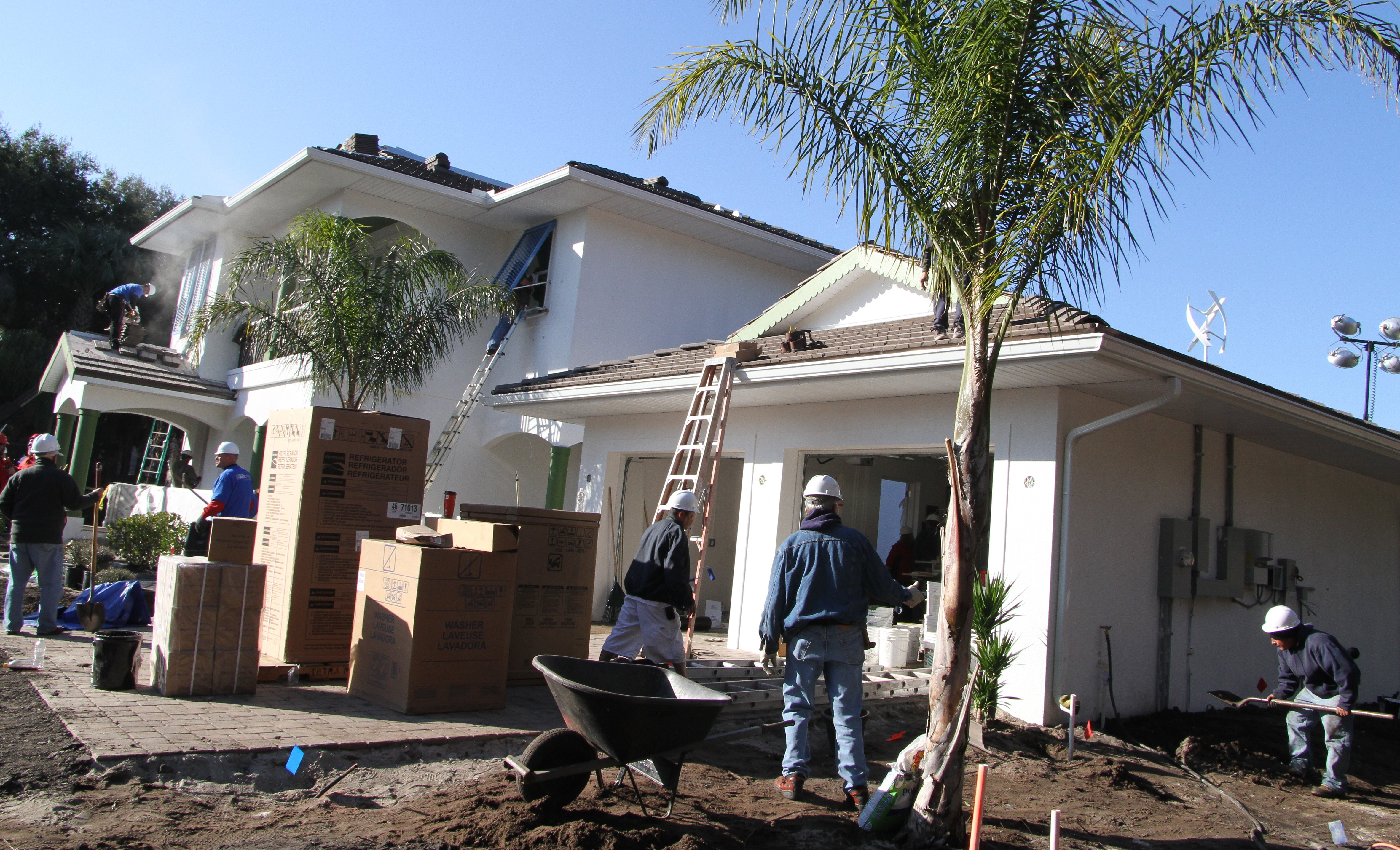 Decision to sell extreme makeover home not an easy one for trisha.