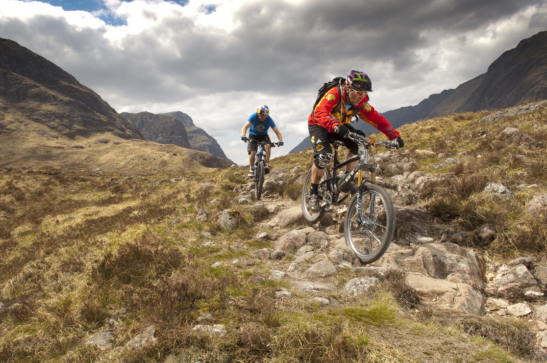 Mountain Biking in Scotland Hits Sky TV