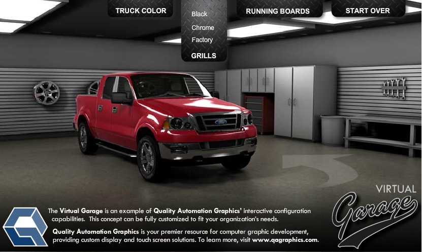 QA Graphics Expands 3D Product Configurator Design Services