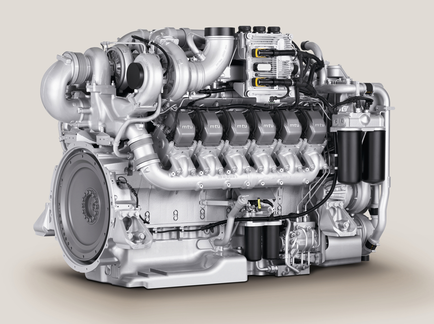 MTU to Showcase Tier 4i-Compliant Engines for Oil and Gas ...