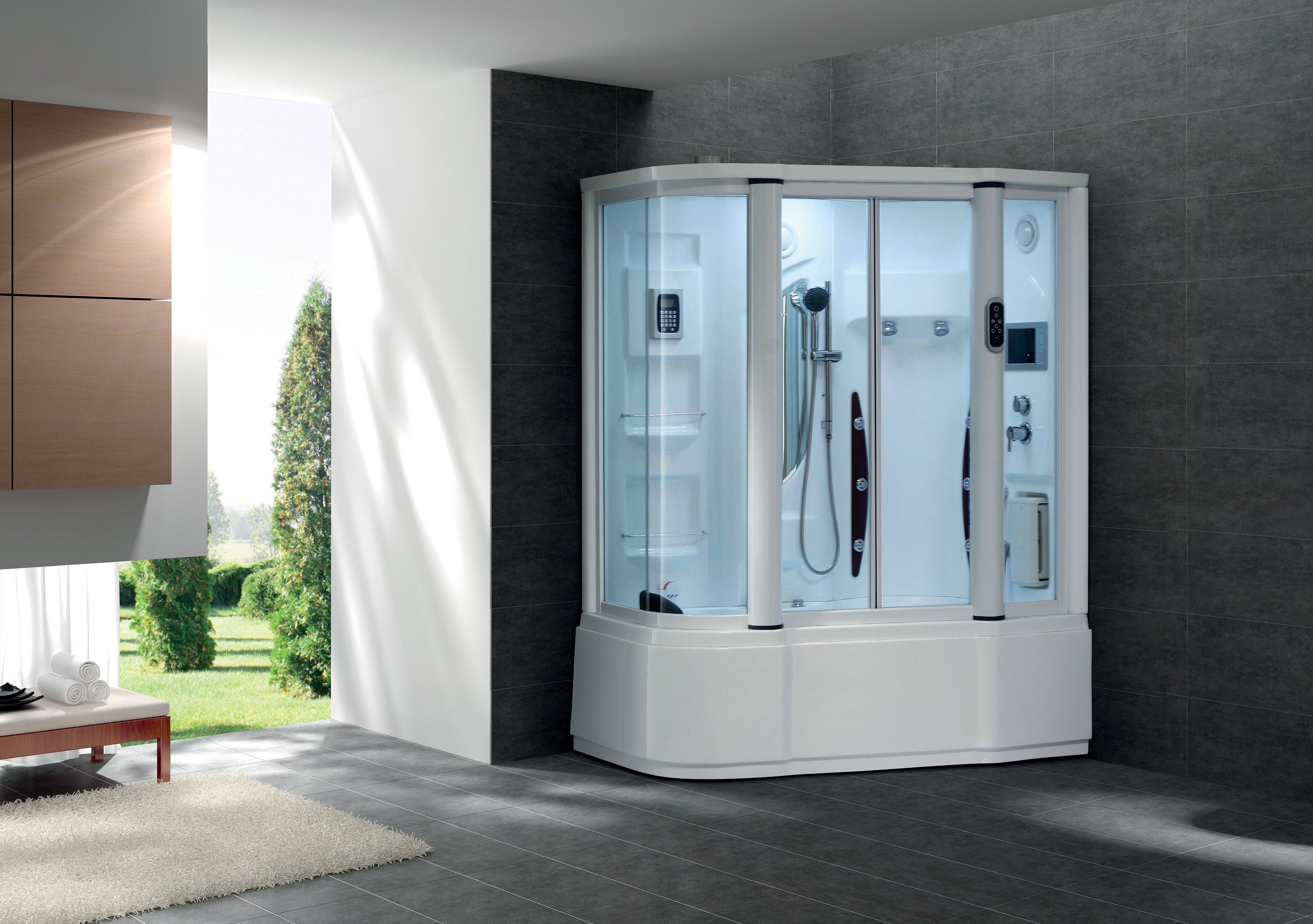Steam Showers To Replace Half Of Traditional Shower Installations In ...