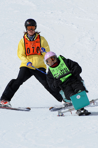 National Disabled Veterans Winter Sports Clinic Heads To