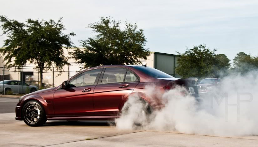 Modern Horsepower's Mercedes Benz Claims Fastest C63 AMG in the World