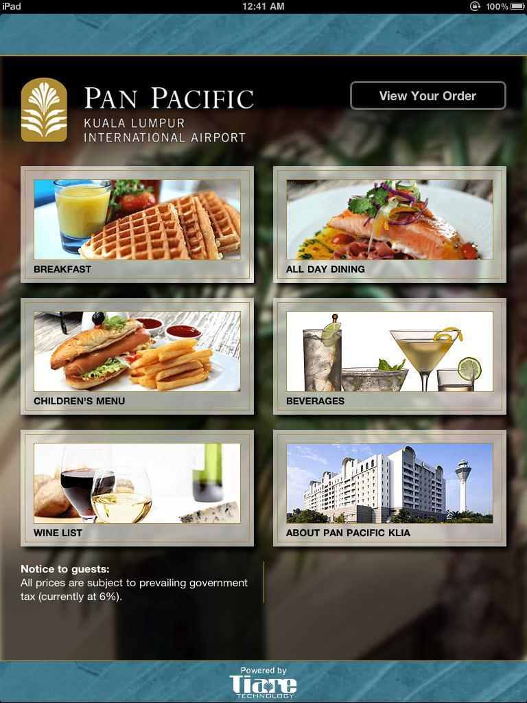 Pan Pacific Kuala Lumpur International Airport Selects