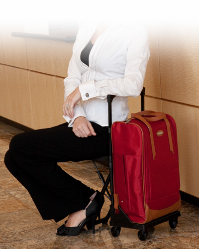 Foldable Water Bottle >> Got Back Pain? Consider a Laptop Rolling Tote that Carries ...
