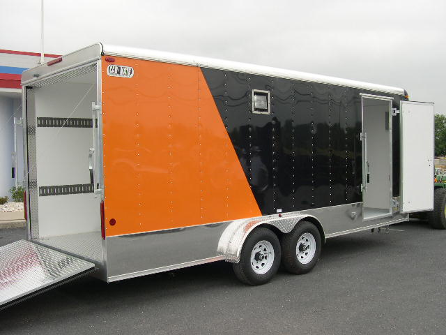 All Pro Trailer Superstore Launches Their New Call Ahead Trailer